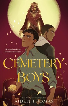 Cemetery boys by Thomas, Aiden