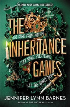 The inheritance games by Barnes, Jennifer