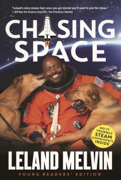 Chasing space by Melvin, Leland