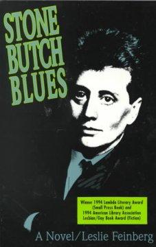 Stone butch blues : a novel by Feinberg, Leslie
