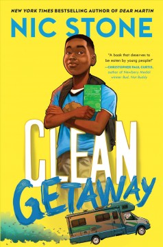 Clean getaway by Stone, Nic